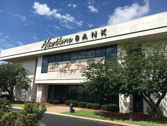 Hawthorn Bank Springfield Banking Center